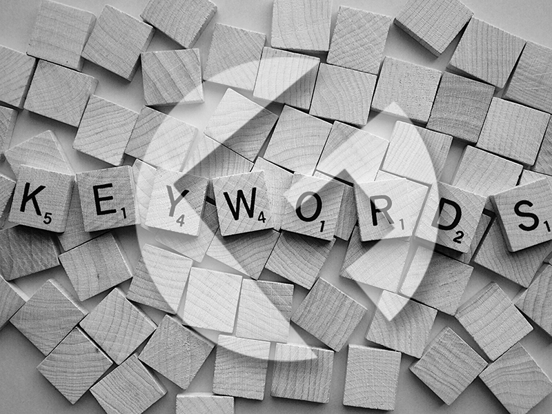 Keywords Elk Grove Marketing Blog post