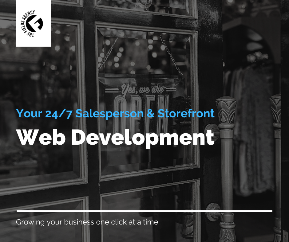 Web Development Agency / The Fields Agency